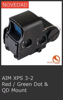 AIM XPS 3-2 Reed Green Dot