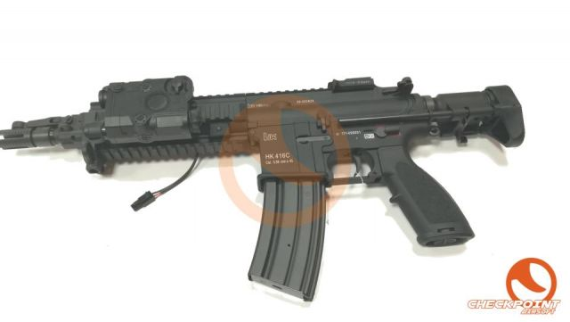 HK416C AEG CQB (Asia edition) por VFC