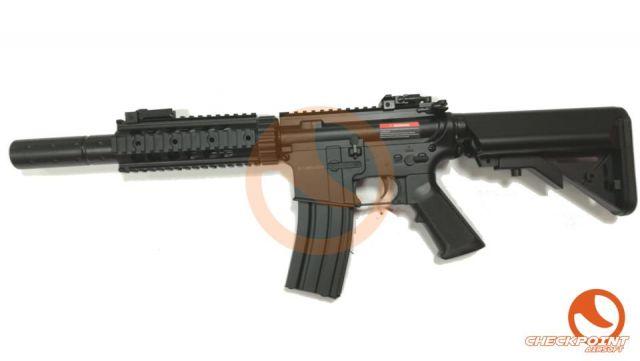 M4 CM.513 Negro/Tan CYMA