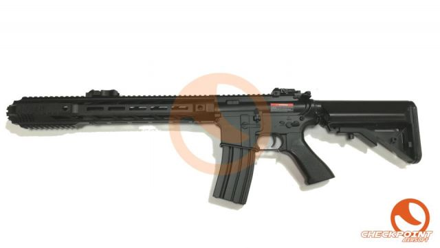 M4 CM.518 Negro/Tan CYMA