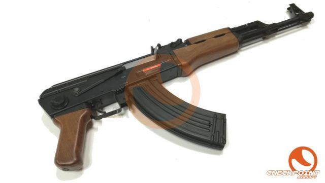 AK 47 sin culata Ref.6804  GOLDEN EAGLE