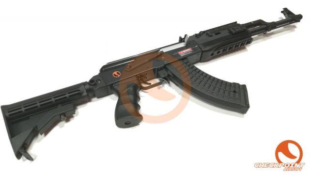 AK 47 RIS GOLDEN EAGLE