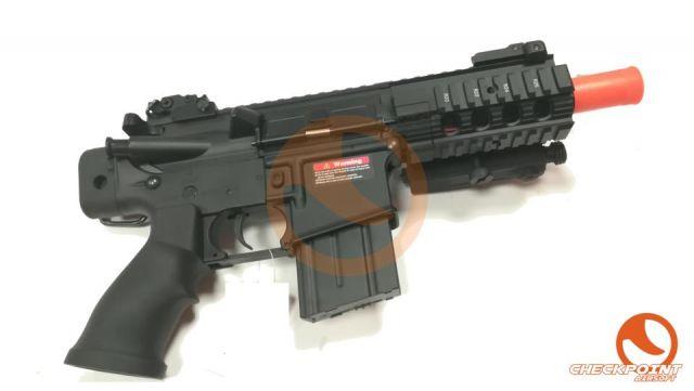 Fusil M4 mini con ampeg GOLDEN EAGLE