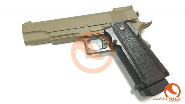 Pistola de muelle Hi Capa 5,1