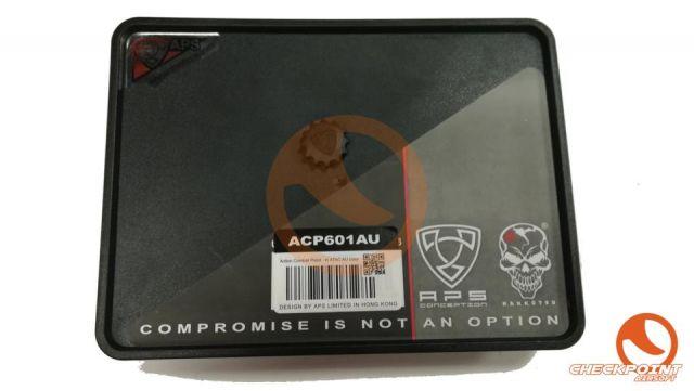 ACP pistola atacs AU facelift ACP601AU