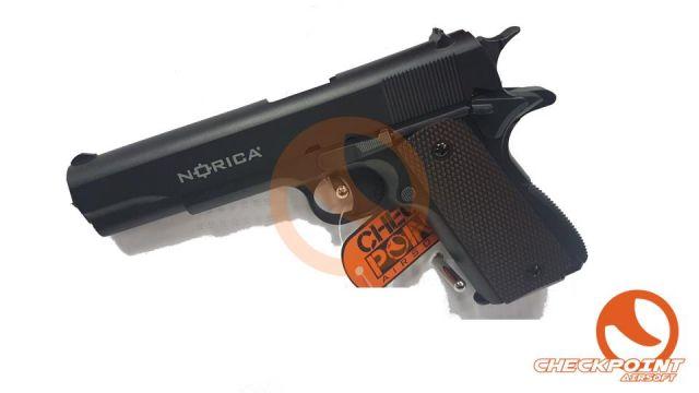 Pistola CO2 MOD N.A.C. 1911 Cal 4.5