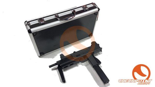 Replica HFC gas estilo MAC 10 ZX metal HGA-203ZX
