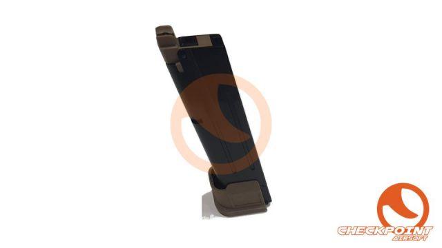 Cargador WE F17 Negro/Tan