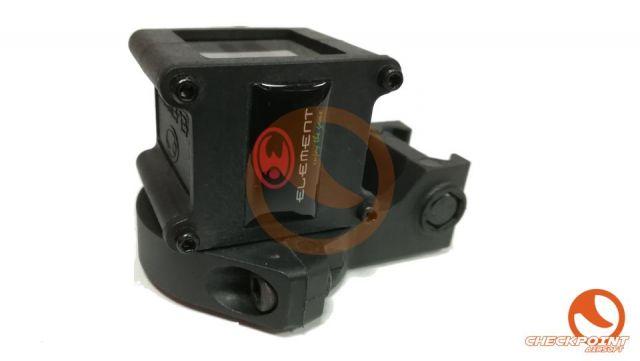 Dispositivo óptico visión 90¦ negro