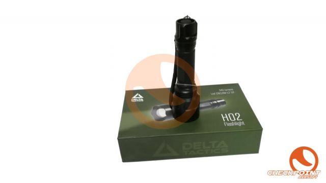 Linterna H1 XM-L2 U2 rec 340L mando + mo