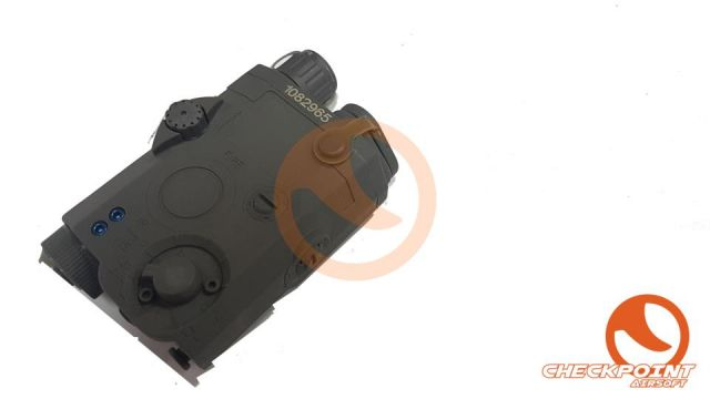 Caja de Bateria Puentero laser rojo FMA PEQ 15 LA