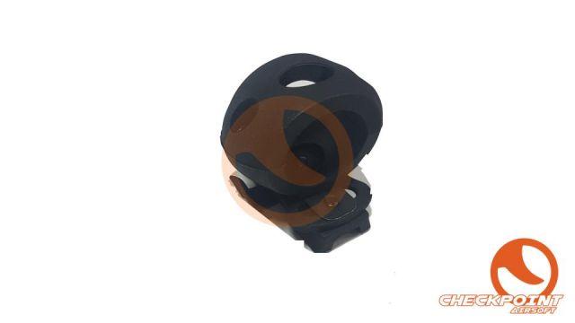 Montura Linterna Helmet 25mm