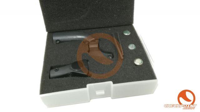 OP láser con ranuras laterales para M9/M92F
