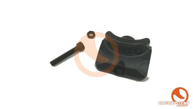 Grip FMA de pulgar para picantinny negro