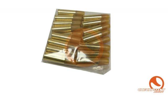 Cartuchos ASG reductor Dan&Wess 25 dorado