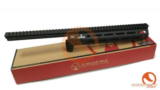 Guardamano ARES CNC M-Lok Handguard for STRIKER AK
