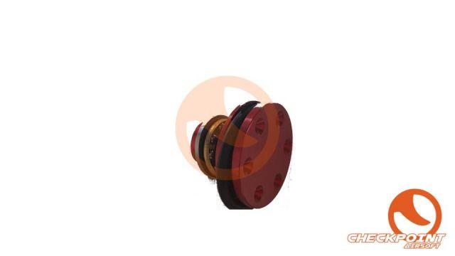Cabeza Piston Alum C/ Rodamientos