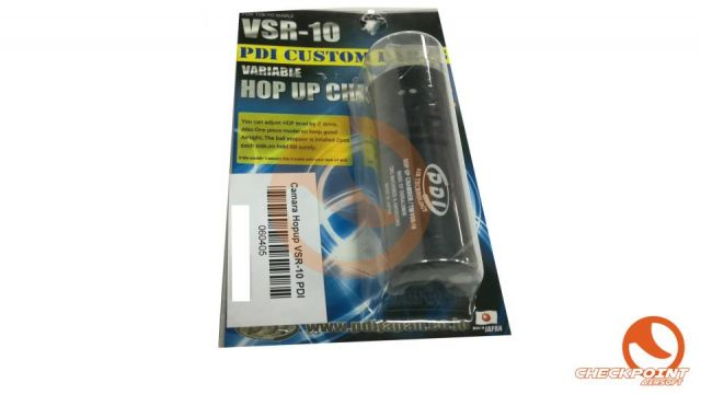 Cámara Hopup VSR-10 PDI