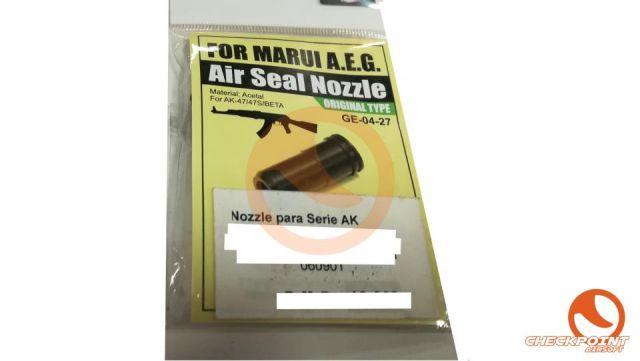 Nozzle para Serie AK