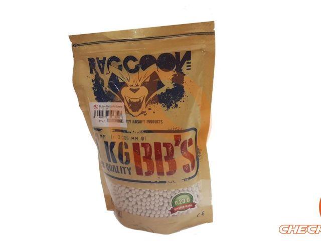 Bolas Raccoon Bio Extreme 0.23g 1Kg