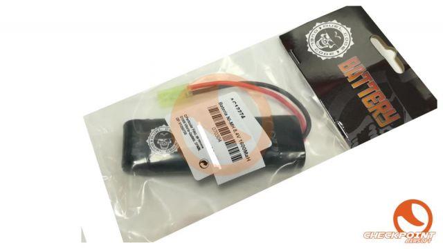 Batería NI-MH 8,4V 1600MaH
