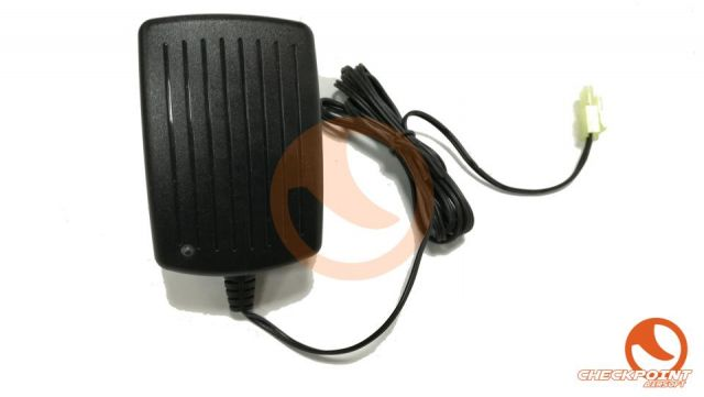 Cargador de pared con indicador de led