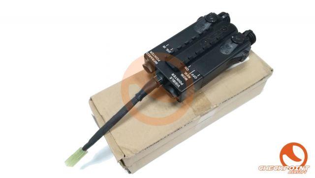 An peq batería 9,6V-1500mAH alto rendimiento