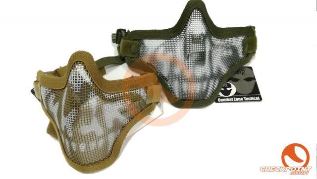 Máscara para casco starker II para fast calavera