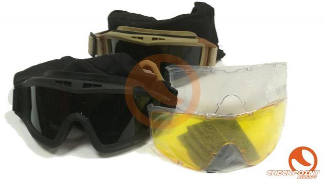 Gafas Ventisca varias lentes