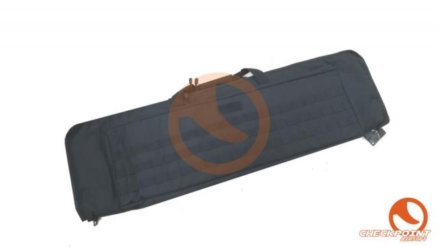 1m gross gun bag II Negro/Tan