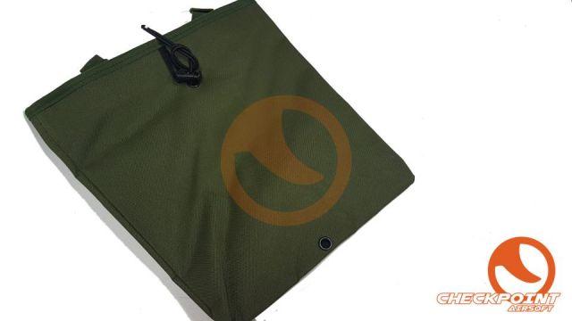 Bolsa de Descarga US SWAT Verde Wisha
