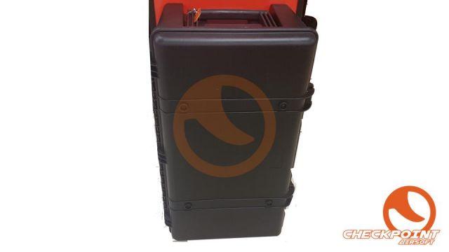 Caja SBQ Hercules c/rueda 89L