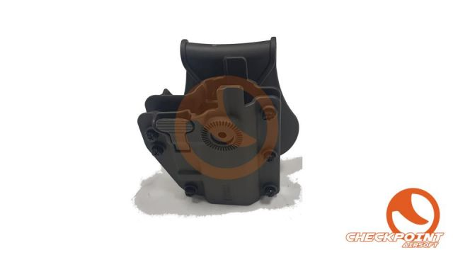funda Rigida Universal Swiss Arms Negra/Tan