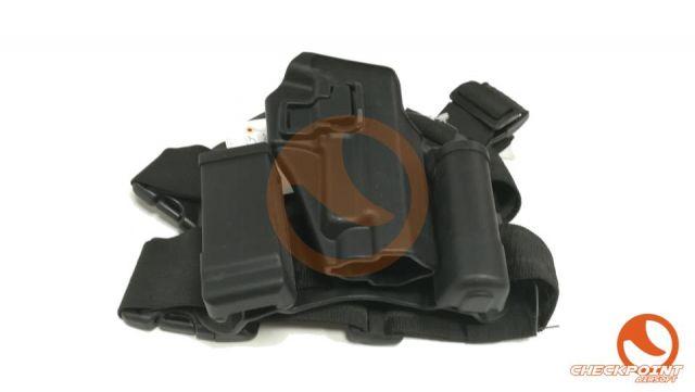 Funda pistola pierna P226