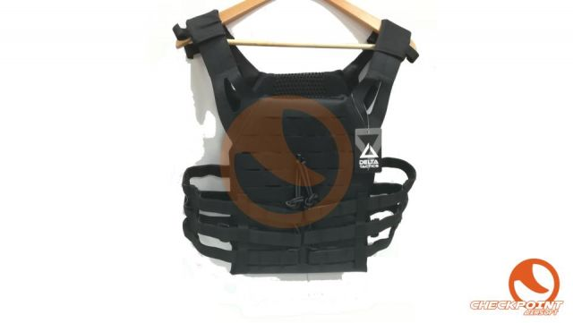 Chaleco plate carrier corte laser