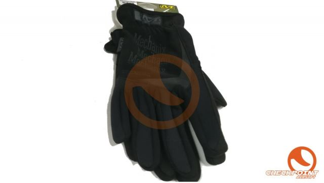 Guantes Fast Fit negros