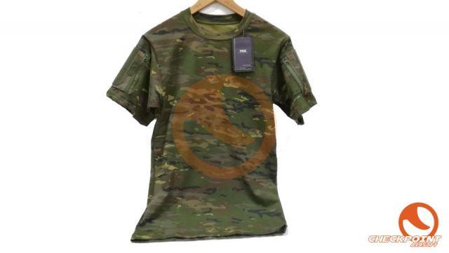 Camiseta boscoso español