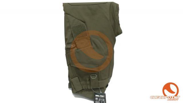 Pantalón softsell assault ranger verde
