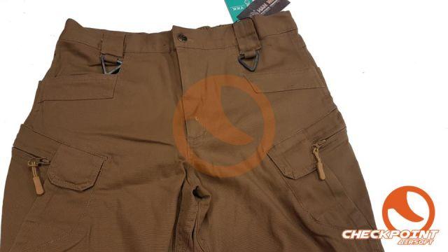Pantalon tactico estilo X7