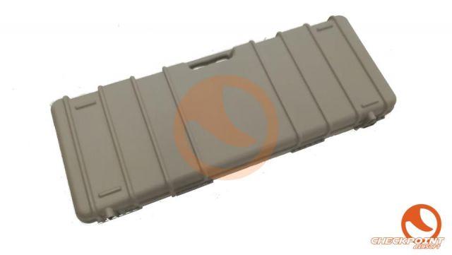 Funda rigida rifle (90x33x10,5)