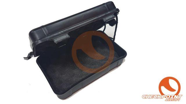 Caja ABS Negra (18,7x11x6,9cm)