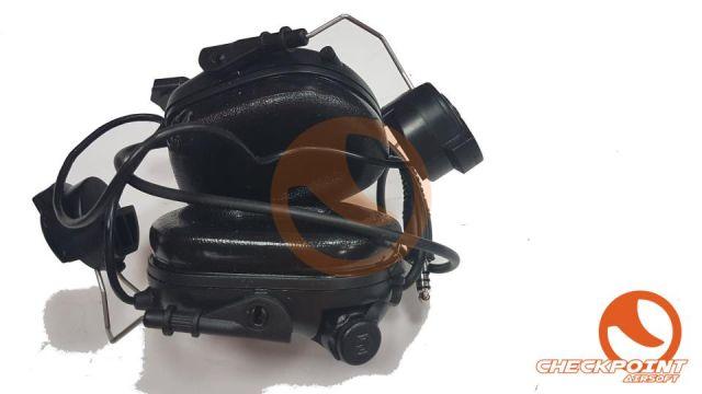 Earmor tactical hearing protection Ear-Muff for fa