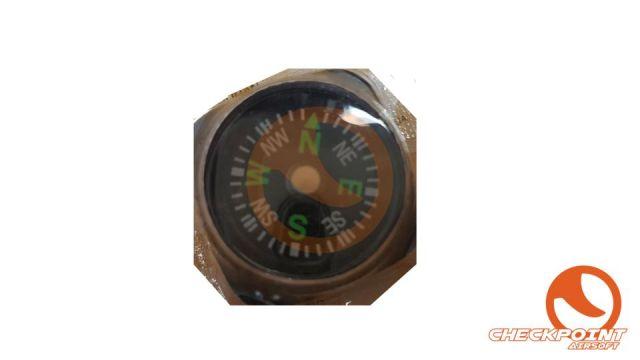 Brújula reloj