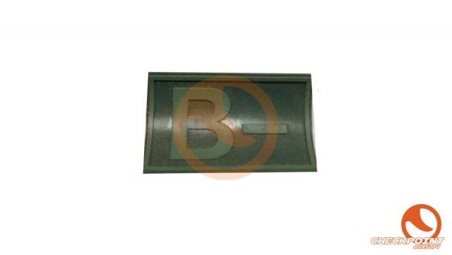 Parche goma (B-) (5,4x3,4cm)