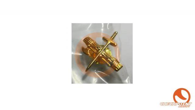 Pin Guardia Civil espada