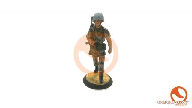 Soldado Cascos Azules 1993