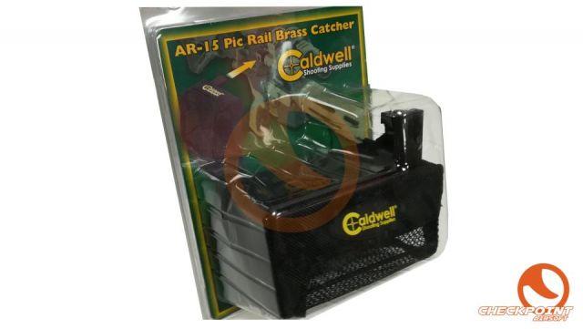 Recoge vainas con carril para AR15
